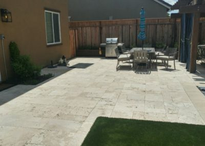 Paver System Patios & Walls